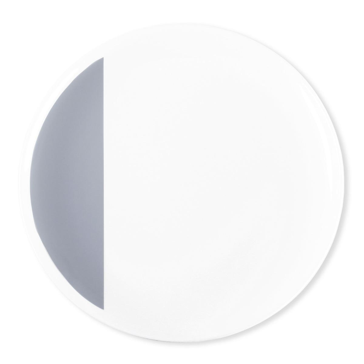 assiette plate en porcelaine 26cm bruno evrard. Black Bedroom Furniture Sets. Home Design Ideas