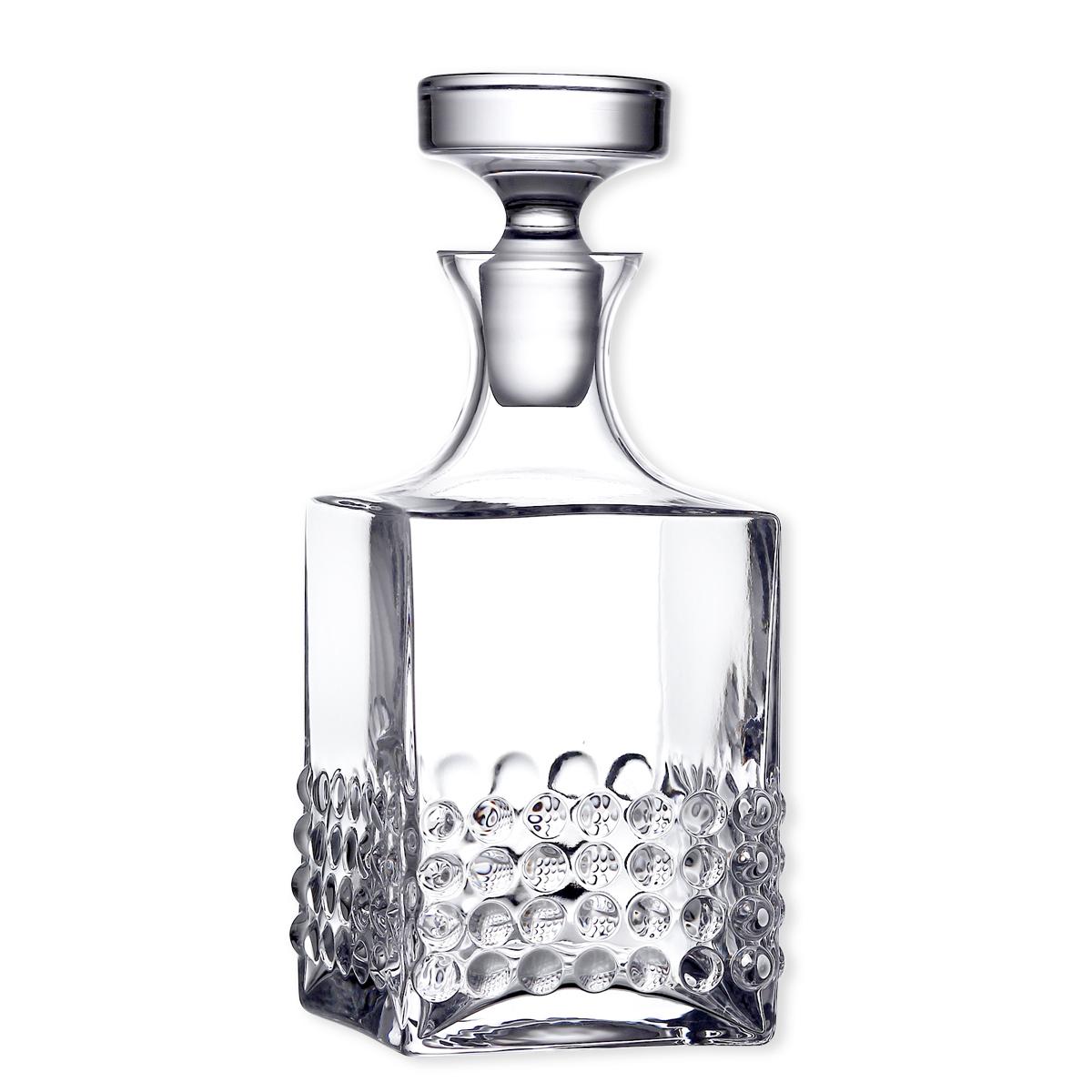 carafe whisky en verre souffl bouche 0 75l bruno evrard. Black Bedroom Furniture Sets. Home Design Ideas