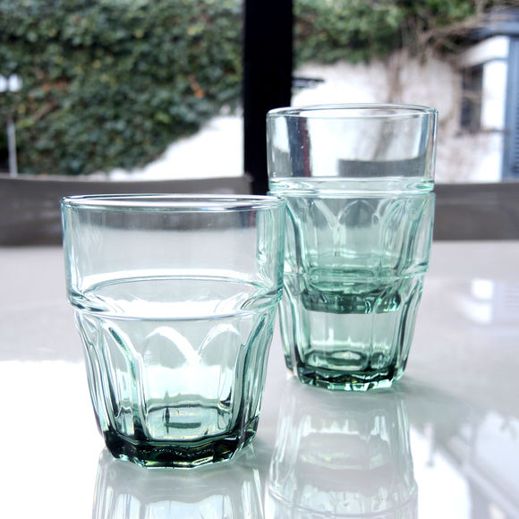 verre eau vert 26cl bruno evrard. Black Bedroom Furniture Sets. Home Design Ideas